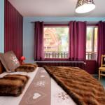 Chambre 1 avec lit double