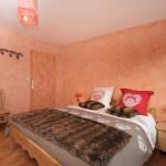 Chambre 3 avec lit double + lit 1 personne